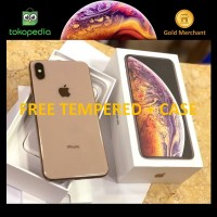 (DUAL SIM) Apple iPhone XS Max 64GB 64 GB Gold Silver Space Gray Grey