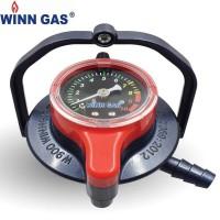 Winn Gas Regulator Double Lock W900 Tekanan Rendah W900M W-900 Meteran