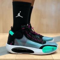 Sepatu Basket Nike Air Jordan 34 Blue Void / Air Jordan XXXIV