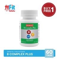 B Complex Plus 60 tab meningkatkan energi & mengatur sistem saraf