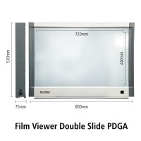 Film Viewer Double Slide Onemed X-Ray