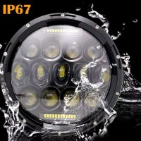 headlamp daymaker 7 inch baru