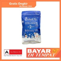 FROZEN COLLAGEN 2 IN 1 WHITENING X10 GLUTA FROZEN THAILAND