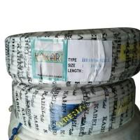 Kabel listrik kawat tembaga NYM 2x1.5 Serena