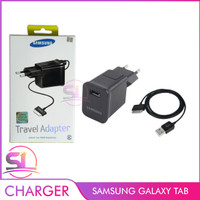 Charger Samsung Galaxy Tab Original - Galaxy Tab 1 Tab 2 Original 100%