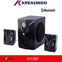 Advance M10BT / M10 BT Speaker Aktif Bluetooth