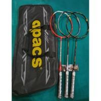 Raket Badminton Apacs Apina 800 Tas