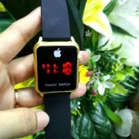 Jam Tangan Apple LED Layar sentuh