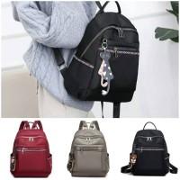 Tas Ransel Wanita Korea Fashion / Tas Ransel Backpack Wanita - Oshant