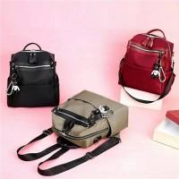 Tas Ransel Backpack Wanita / Tas Ransel Wanita Korea - Vadine