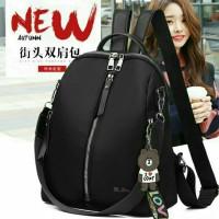 Tas Ransel Wanita Korea / Tas Ransel Backpack Wanita / Tas Murah - Ayy