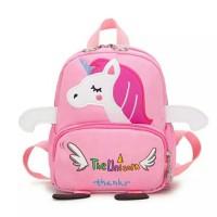 Tas Ransel Sekolah Anak Perempuan / Tas Anak PAUD TK SD - The Unicorn
