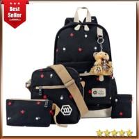 4 IN 1 Ransel tas wanita batam promo murah tas batam branded grosir