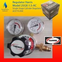 Regulator Gas Harris Type 25GX-1.5-AC (Acetylene)