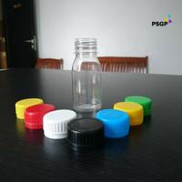 Botol Plastik Zam Zam 80Ml - Ln - Hitam