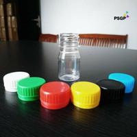 Botol Plastik kapsul BP2 30 Ml - Natural
