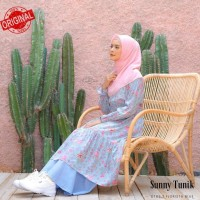 Hijabwanitacantik ORI Sunny Tunik ORIGINAL | Pakaian