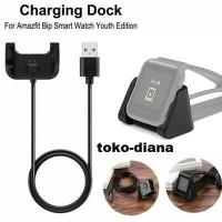 Dock Charger Untuk Xiaomi Huami Amazfit BIP LITE YOUTH