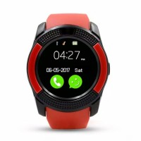 DZ11 Smartwatch Jam Tangan Hp For Android Ios Watch V8 Ori