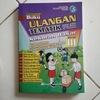 BUKU ULANGAN TEMATIK K13 kelas 3 SD/MI revisi