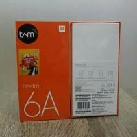 Xiaomi Redmi 6A 3/32Gb Garansi Distributor