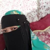 niqab bandana