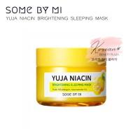 SOMEBYMI - Yuja Niacin Brightening Sleeping Mask 60g - Some By Mi