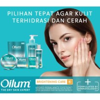 (Sabun Wajah ) Oilum Barsoap - Brightening Care