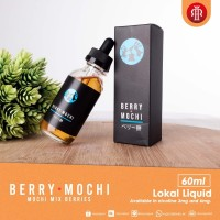 Berry Mochi - Mochi Mix Berries