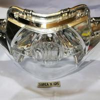 REFLEKTOR KEDOK HEAD LAMP LAMPU DEPAN HONDA SUPRA X 125
