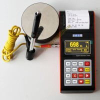 New YHT-400 Portable Rebound Aluminum Shell Leeb Hardness Tester YHT4
