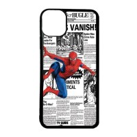Case Custom Casing Iphone 11 PRO MAX Softcase Motif Spiderman 12