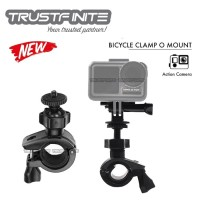 Bike Mount Bicycle Clamp Holder Handlebar O Type for Action Cam