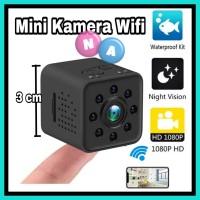 Kamera Mini WIFI Waterproof Full HD - Mini ip Cam Wifi SQ23