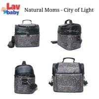 Natural Moms City Light cooler bag seperti gabag borneo