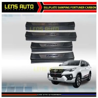 SillPlate samping all new fortuner sill plate samping fortuner