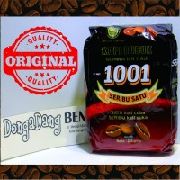 ORIGINAL OLEH-OLEH KHAS DAERAH BENGKULU - KOPI ROBUSTA 1001 (250 gram)