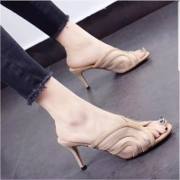 Sepatu sandal wanita high heels hak tinggi h 01