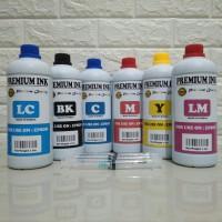 Tinta isi ulang / Refill ( isi 1 Ltr ) untuk printer EPSON