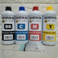 Tinta isi ulang / Refill ( isi 1 Ltr ) untuk printer BROTHER