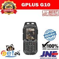 HP OUTDOOR GPLUS G10 waterproof - garansi resmi