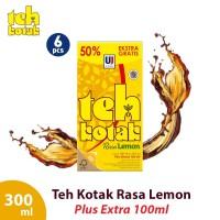 [6PCS] Teh Kotak Rasa Lemon 300 ml