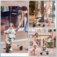 Stroller Tricycle Trike Sepeda Roda Tiga 3 Lipat