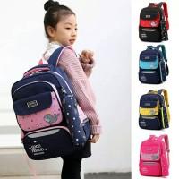 Tas Ransel Wanita / Tas Ransel Backpack Sekolah Anak - Good Friend