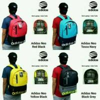 Tas Ransel Pria / Tas Ransel Backpack Punggung Pria Adidas Neo