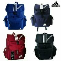 Tas Ransel Pria / Tas Ransel Backpack Punggung Pria Adidas Predator