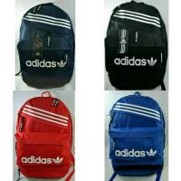 Tas Ransel Pria / Tas Ransel Backpack Punggung Pria Adidas Samba