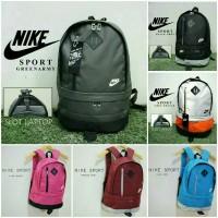 Tas Ransel Pria / Tas Ransel Backpack Punggung Pria Nike Sport