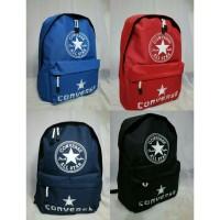 Tas Ransel Pria / Tas Ransel Backpack Punggung Pria Converse All Star