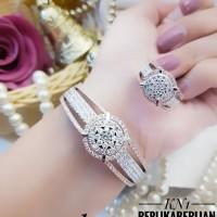 xuping gelang cincin replika berlian b641